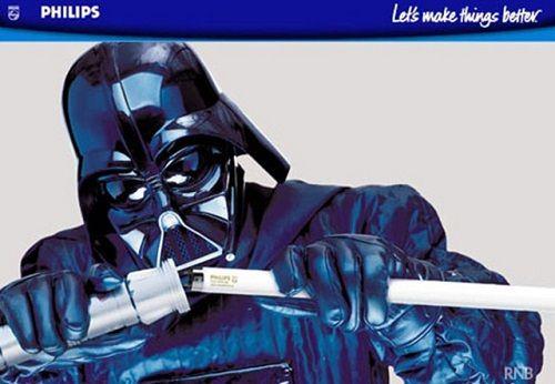 Darth Vader Philips