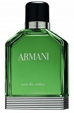 Giorgio Armani - Eau de Cedre EdT