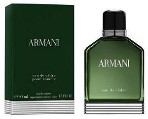 Giorgio Armani - Eau de Cedre mini
