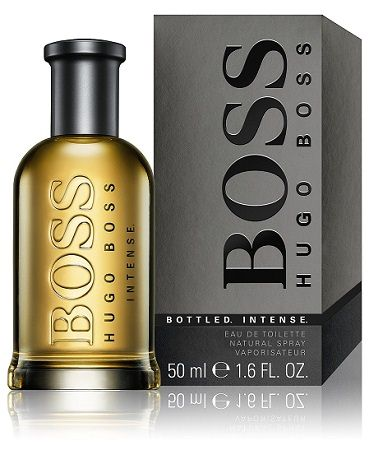 Hugo Boss - Bottled Intense box