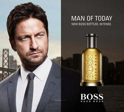 Hugo Boss - Bottled Intense reklama