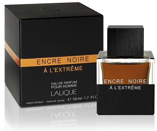 Lalique - Encre Noire A L'Extreme EdP box