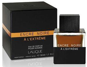 Lalique Encre Noire A L'Extreme EdP