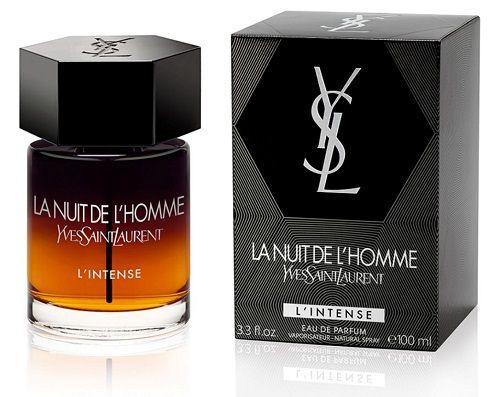 Yves Saint Laurent - La Nuit de L'Homme L'Intense Eau de Parfum + box