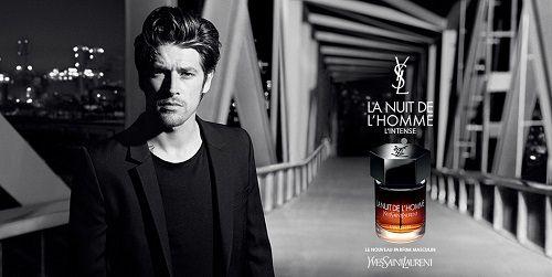 Yves Saint Laurent - La Nuit de L'Homme L'Intense Eau de Parfum reklama