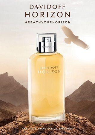 Davidoff Horizon reklama