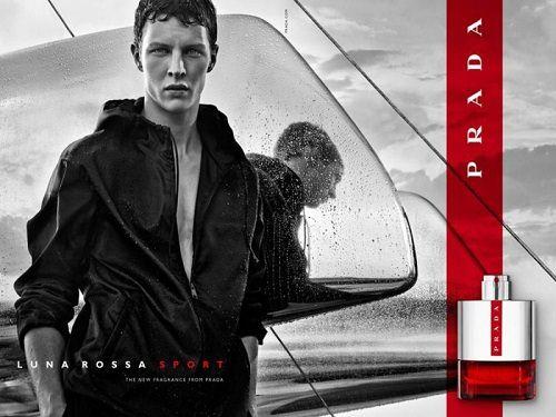 Prada Luna Rossa Sport reklama