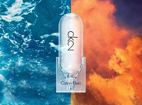 Calvin Klein - CK2 poster