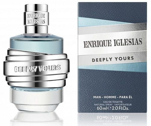 Enrique Iglesias - Deeply Yours for Him box