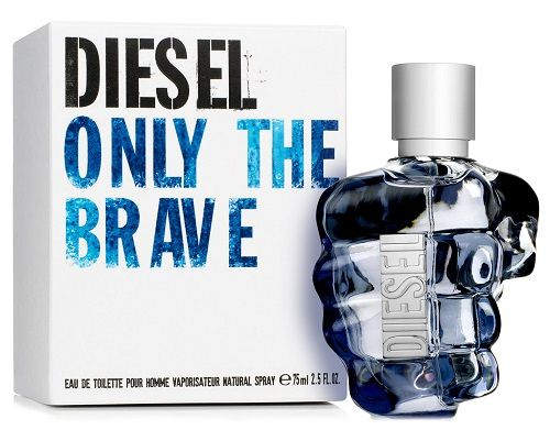 Diesel - Only The Brave box