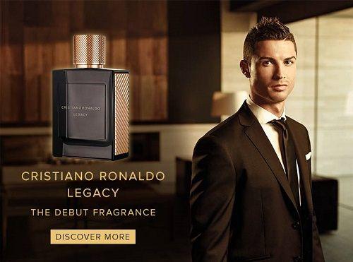 Cristiano Ronaldo – Legacy reklama
