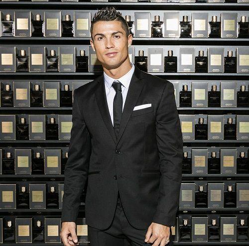 Cristiano Ronaldo – Legacy wall