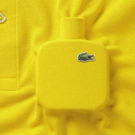lacoste-l-12-12-yellow-jaune-tshirt